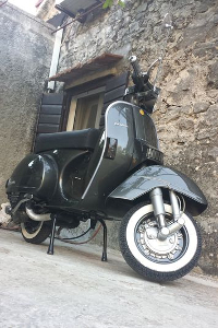 """I recommend Vespa-Schmiede for their excellent service, good quality products, professional service and friendly comunication! Thank You!"" Martonio aus Split / Kroatien"