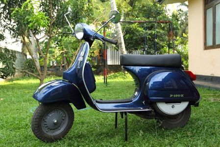 """Good products - A+ seller! I'm from Sri Lanka and a Vespa lover. I've 3 Vespa scooters and recently I did a restoration of a 1979 PX 150. It's a rare model in Sri Lanka."" Nadika aus Piliyandala / Sri Lanka"