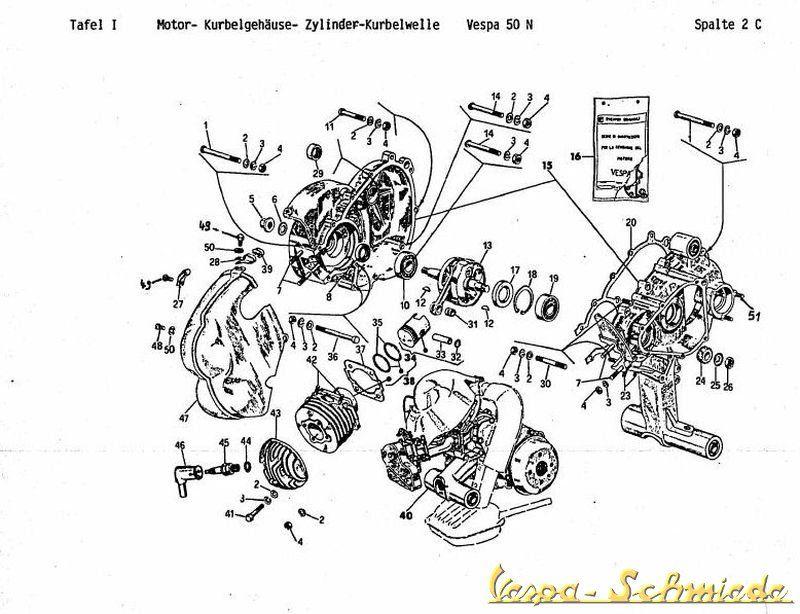 Vespa Schmiede | Ersatzteile & Nachfertigungen | CD ...