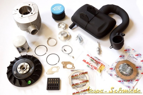 Tuning-Kit - PX 200 / Lusso - Stufe 2