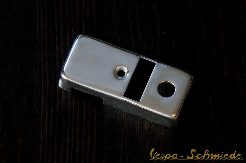 Licht Schalter Lusso VESPA Abdeckung Lichtschalter mit Hupe PX Schwarz