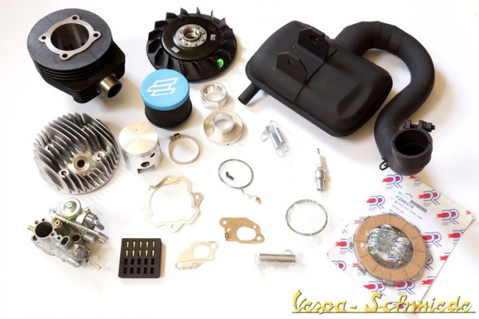 Tuning-Kit - PX 125 & 150 / Lusso - Stufe 2