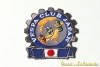 "Aufnäher ""Vespa Club Japan"""